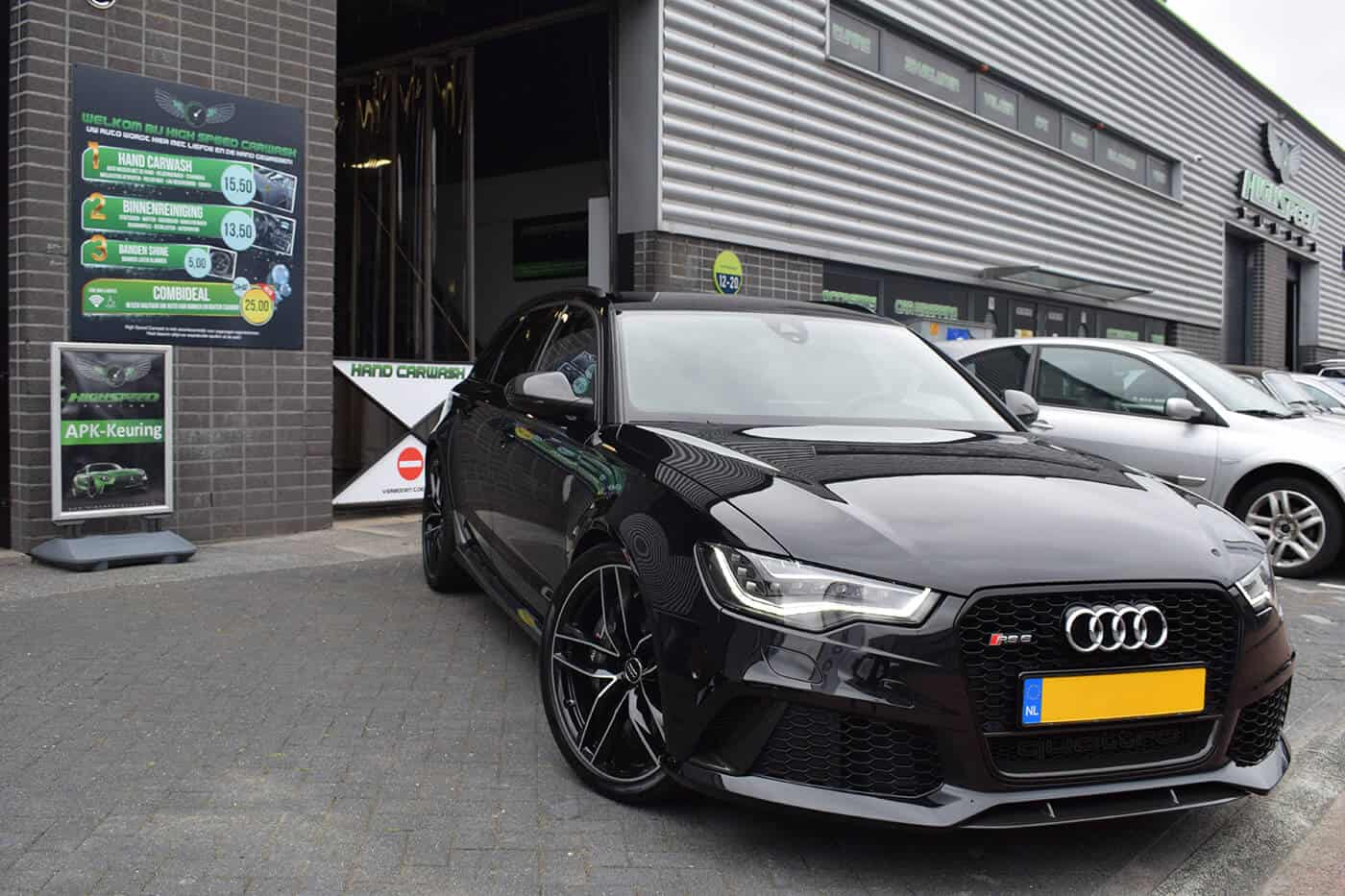 High Speed Tuning Amsterdam - Carwash Amsterdam 1400px
